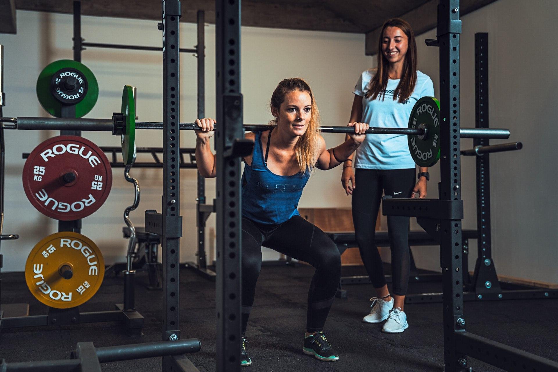 Elemental Training Industrial Gym