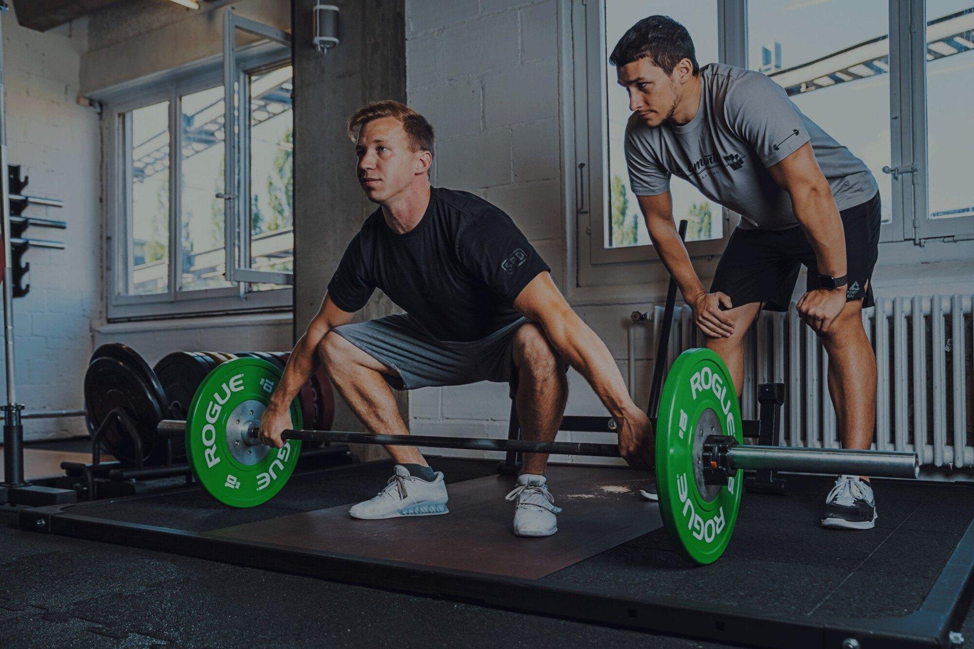 Elemental Training - Powerlifting