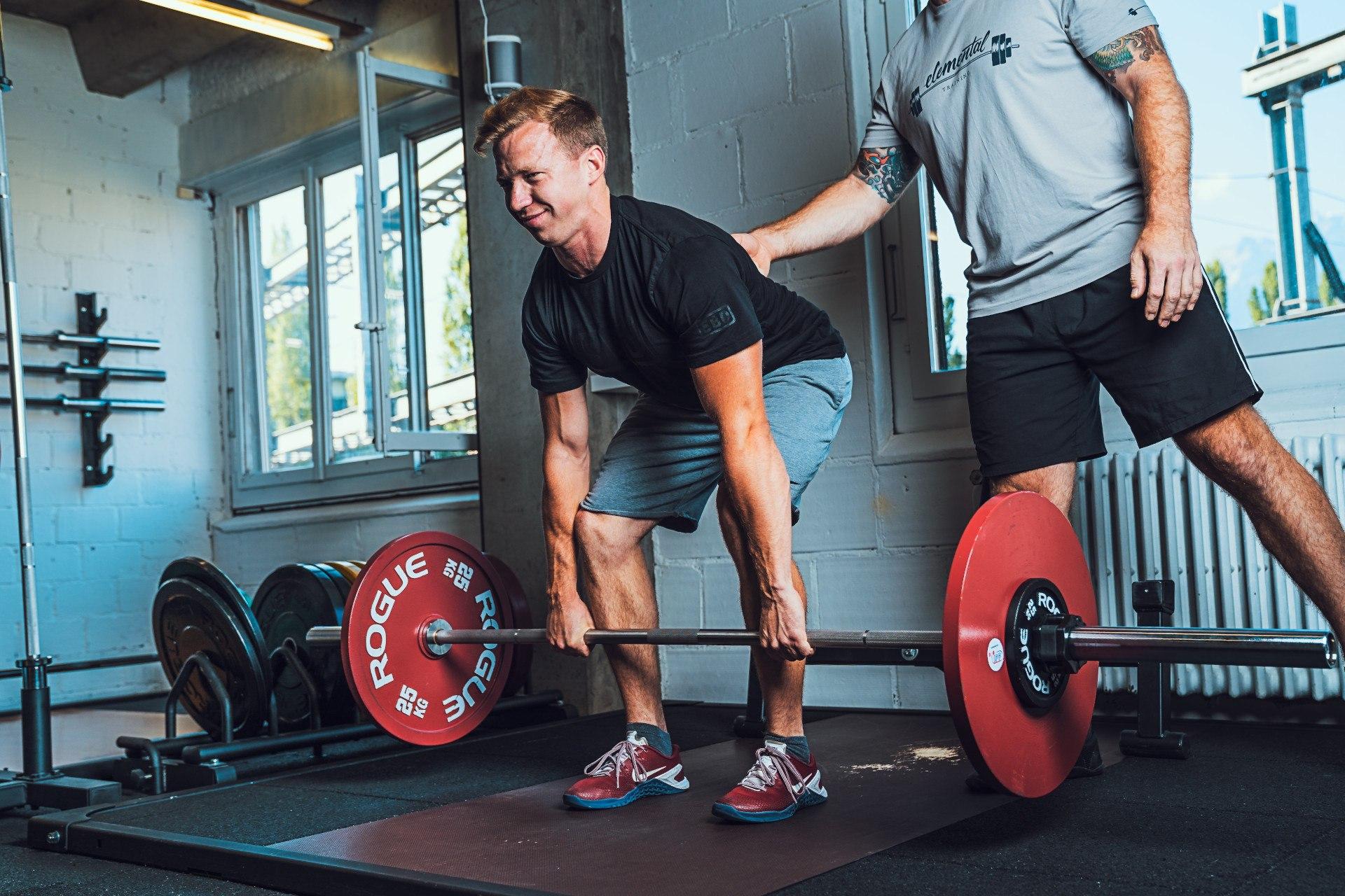 Power Lifting - Elemental Training