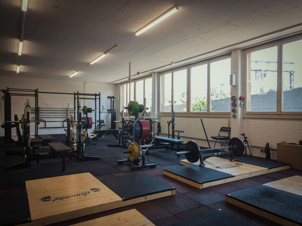 Elemental Training: Gym