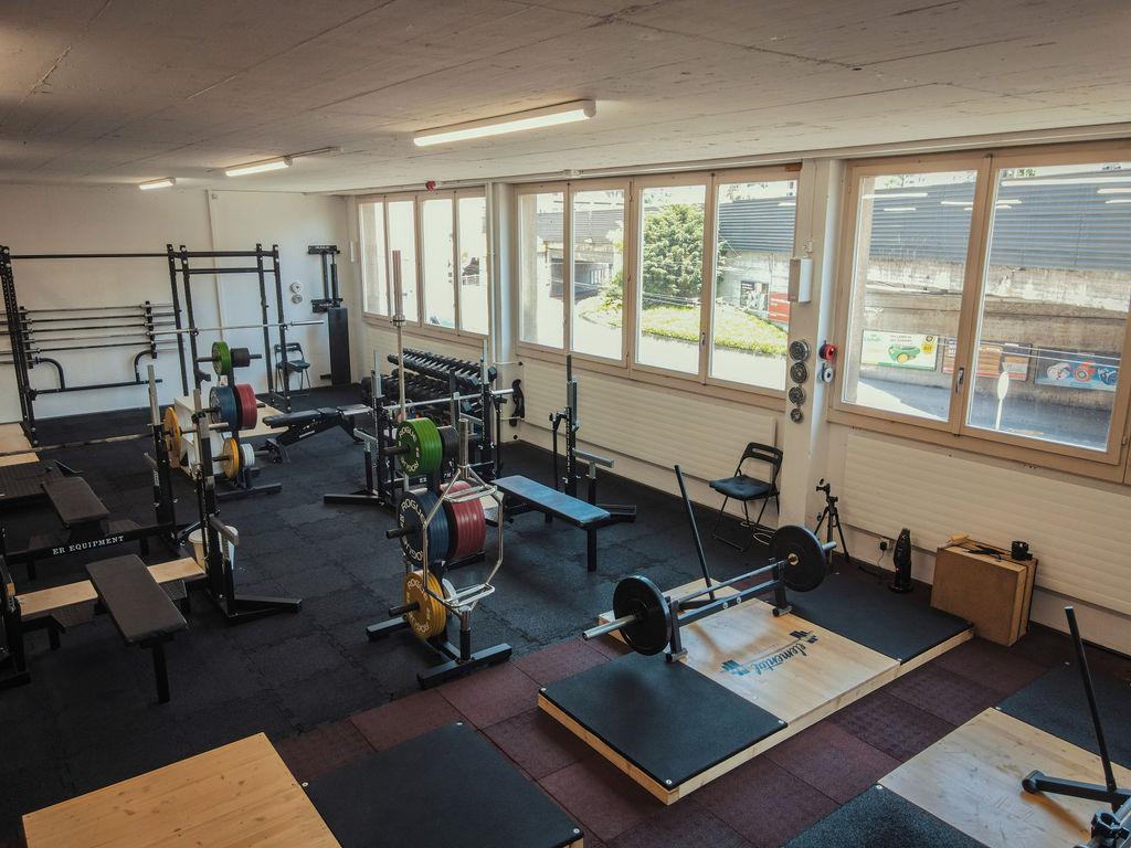 Das Gym von Elemental Training