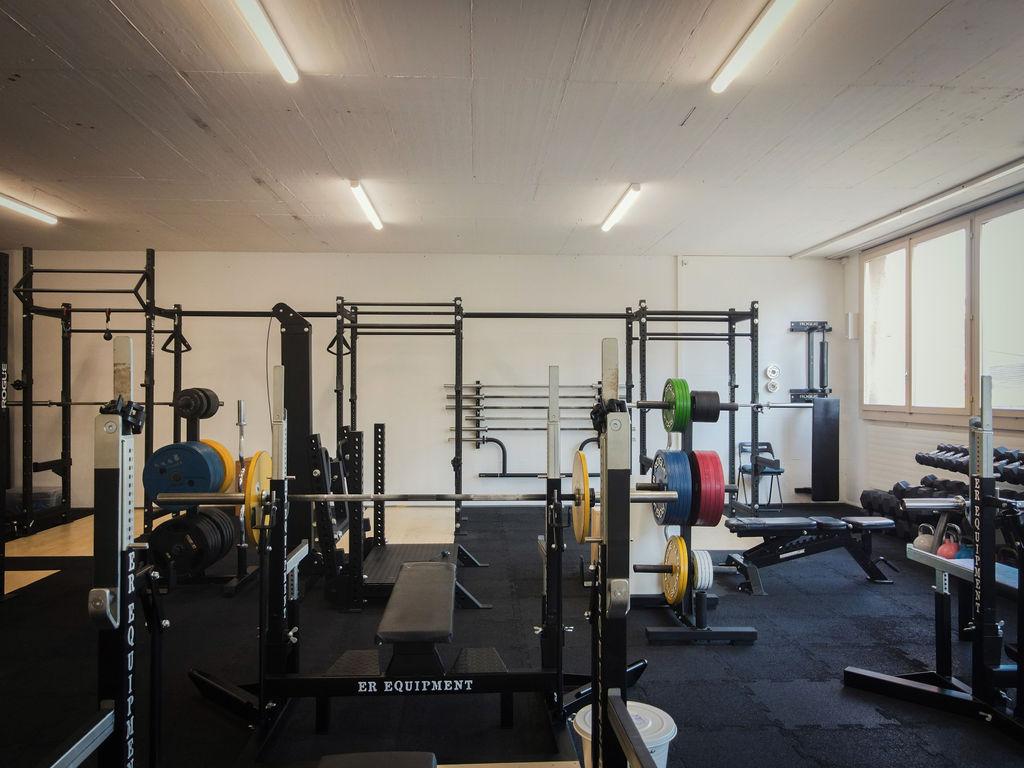 Das neue Elemental Training Gym